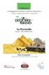 """Partition """"La Pyramide"""""""