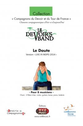 """Partition E-score  """"Le Doute"""""""