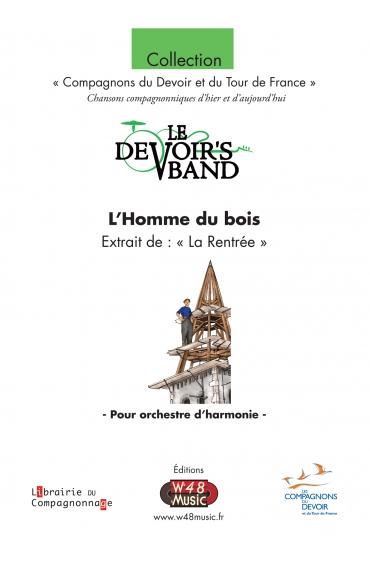 """Partition """"L'Homme du Bois"""""""