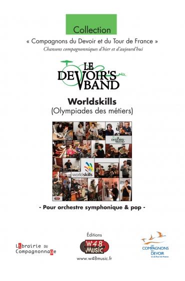 """Partition """"Worldskills (Symphonique)"""""""
