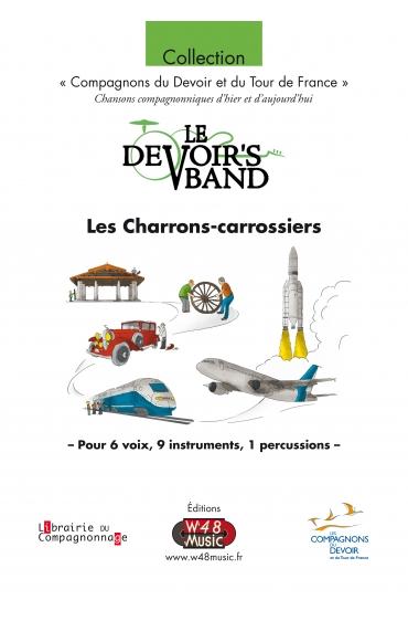 Partition Les Charrons-carrossiers