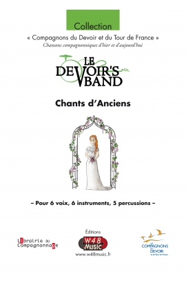 "Partitions ""Chants d'Anciens"