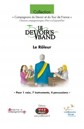 """Partition E-Score """"Le Rôleur"""""""