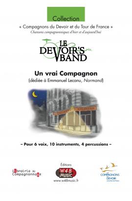"""Partition E-Score """"Un vrai Compagnon"""""""