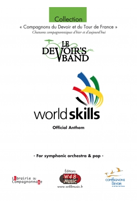 "Partition ""Worldskills"" (Version officielle)"