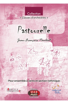 "Partition ""Pastourelle"""