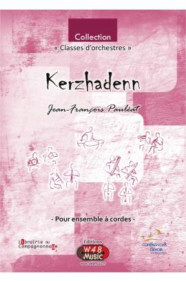 """Partition """"Kerzhadenn"""" (Pour Ensemble à Cordes)"""