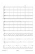 """Partition E-Score """"Keep cool ! """" (Pour Ensemble à Vents et Section rythmique)"""